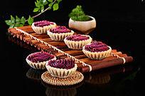 健康紫薯酥