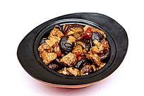 砂锅香菇烧肉