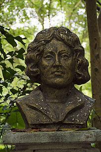 哥白尼半身雕像