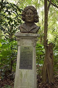 哥白尼人物雕像