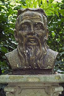 孔子人物雕像