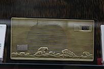 六七十年代东方红牌单波段晶体管收音机