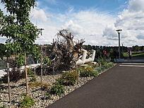 生态公园特色绿化设计
