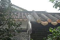 复古老建筑房子