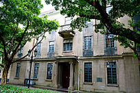 欧式旧建筑