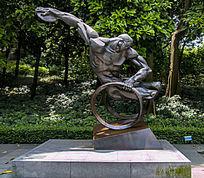 人物雕塑作品挑战