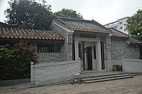 十香园瓦房古建筑