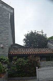 瓦房古建筑