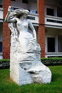 女神艺术雕像