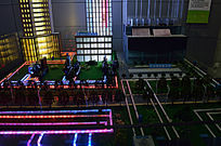 发电厂模型