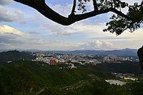 绿色的山城