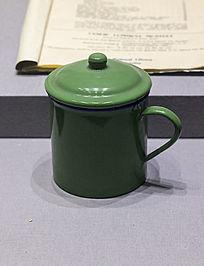 毛主席使用过的茶缸展览