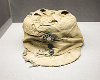 忻口战役中中国军人的军帽