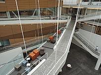 建筑内特色景观架空桥