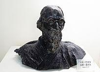 契诃夫雕塑
