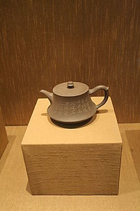 苏州博物馆的文物古董收藏品 紫砂壶