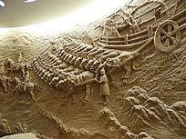 蒙古族岩画壁画