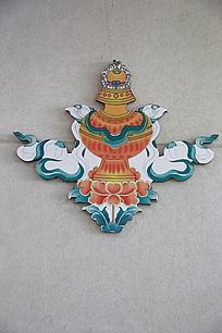 藏式传统挂坠