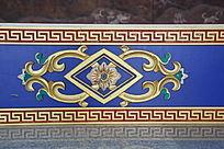 藏式花纹边框