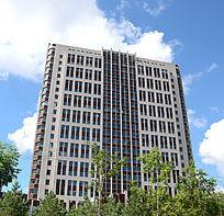 高层建筑楼盘