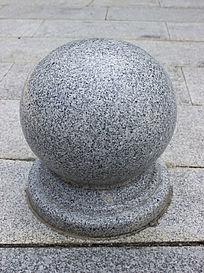 花岗岩圆球雕刻