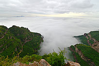 太行山云海