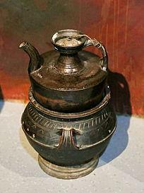 西藏民居用品奶茶壶