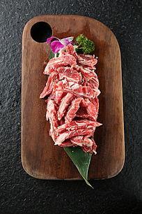 新鲜牛排骨肉
