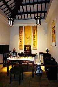 传统书房家具