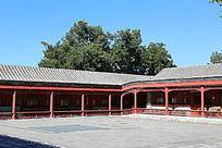 大觉寺禅房外景