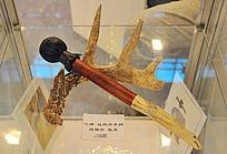 鼓锤猛犸象骨手柄