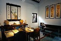 古典书房装饰