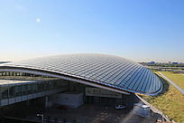 北京T3航站楼外景