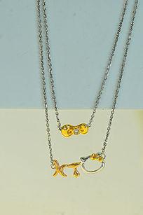 符号金项链