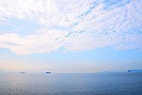 海洋和蓝天