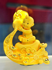 黄金葫芦娃