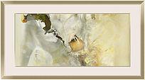 流彩抽象油画 中式风格画