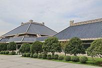 武汉博物馆外景