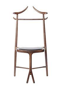 鹿角形实木椅子
