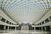 南昌高铁南站穹顶