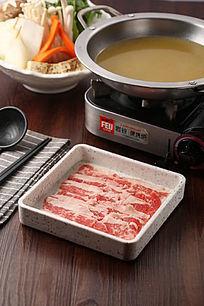 牛肉涮涮火锅