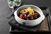 日式牛排煲