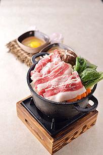 特色寿喜锅