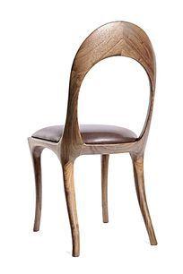 圆形靠背椅子