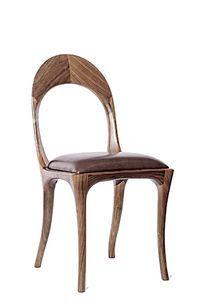 圆形椅背椅子