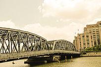 百年沧桑外白渡桥