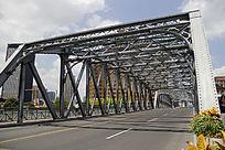 百年上海外白渡桥