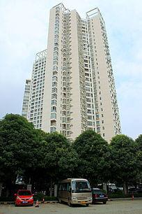 高层建筑摄影