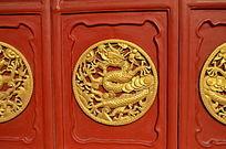 故宫建筑龙雕纹样