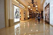 酒店商业中心一条街